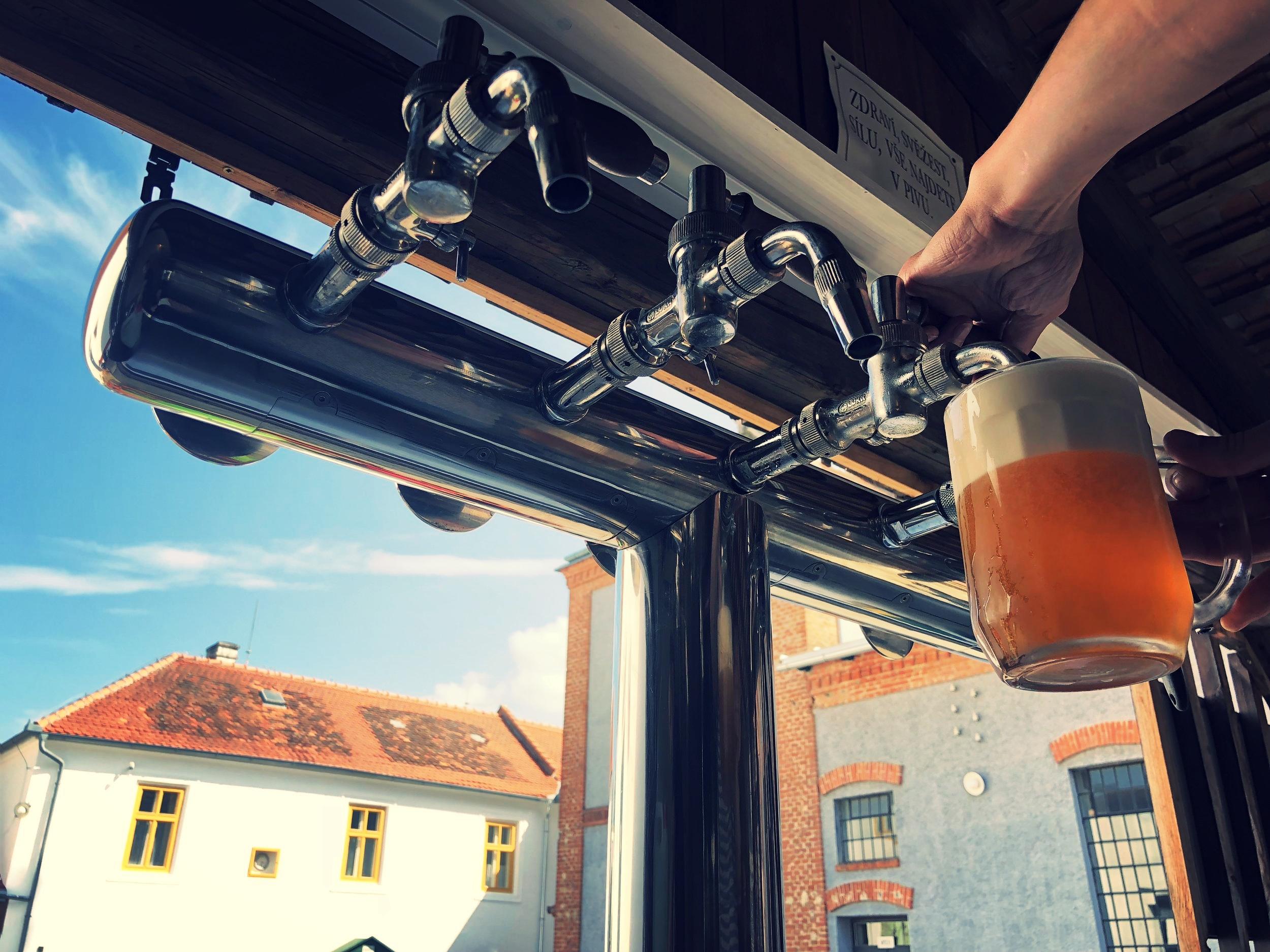 LETOŠNÍ SEZÓNA UKONČENA, TĚŠÍME SE NA DALŠÍ! - Pivovarská restaurace v provozu celoročně, přijeďte ;-)