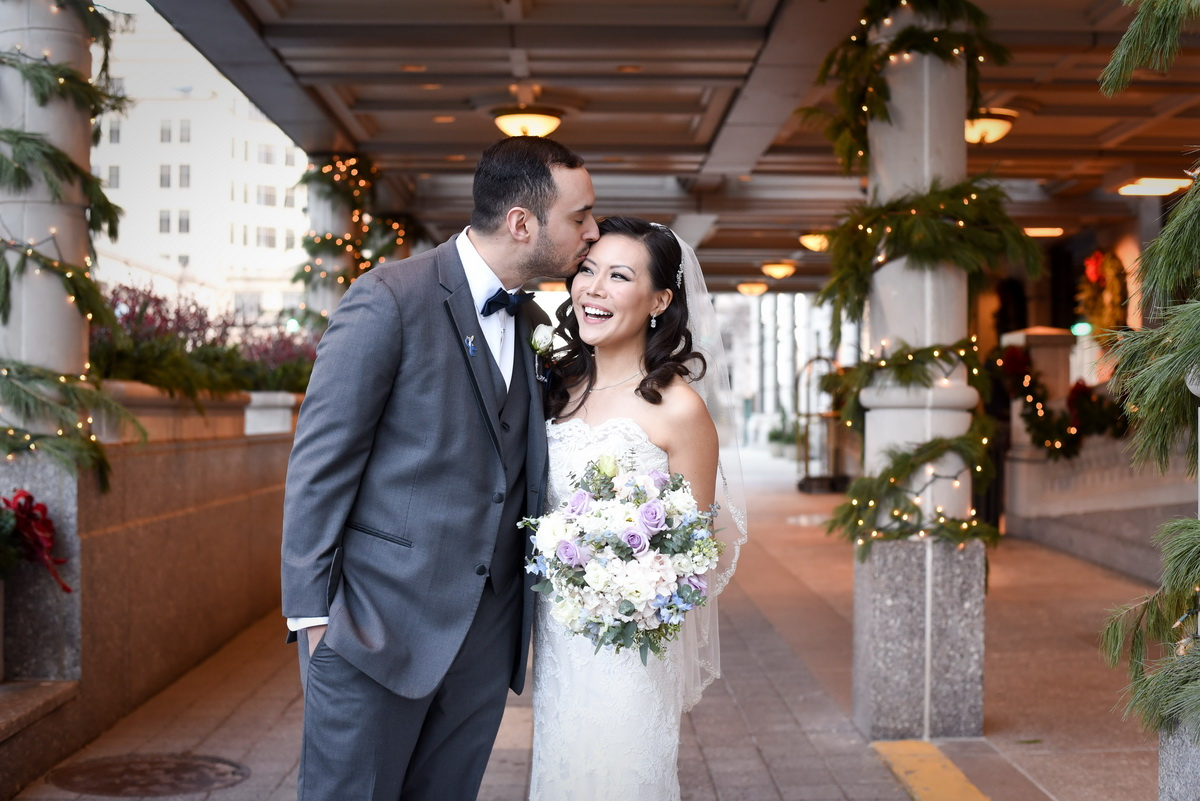 billy and rose winter hotel dupont wedding 2018