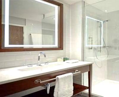 Designer bathroom facilities