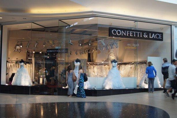 Confetti & Lace - Lakeside