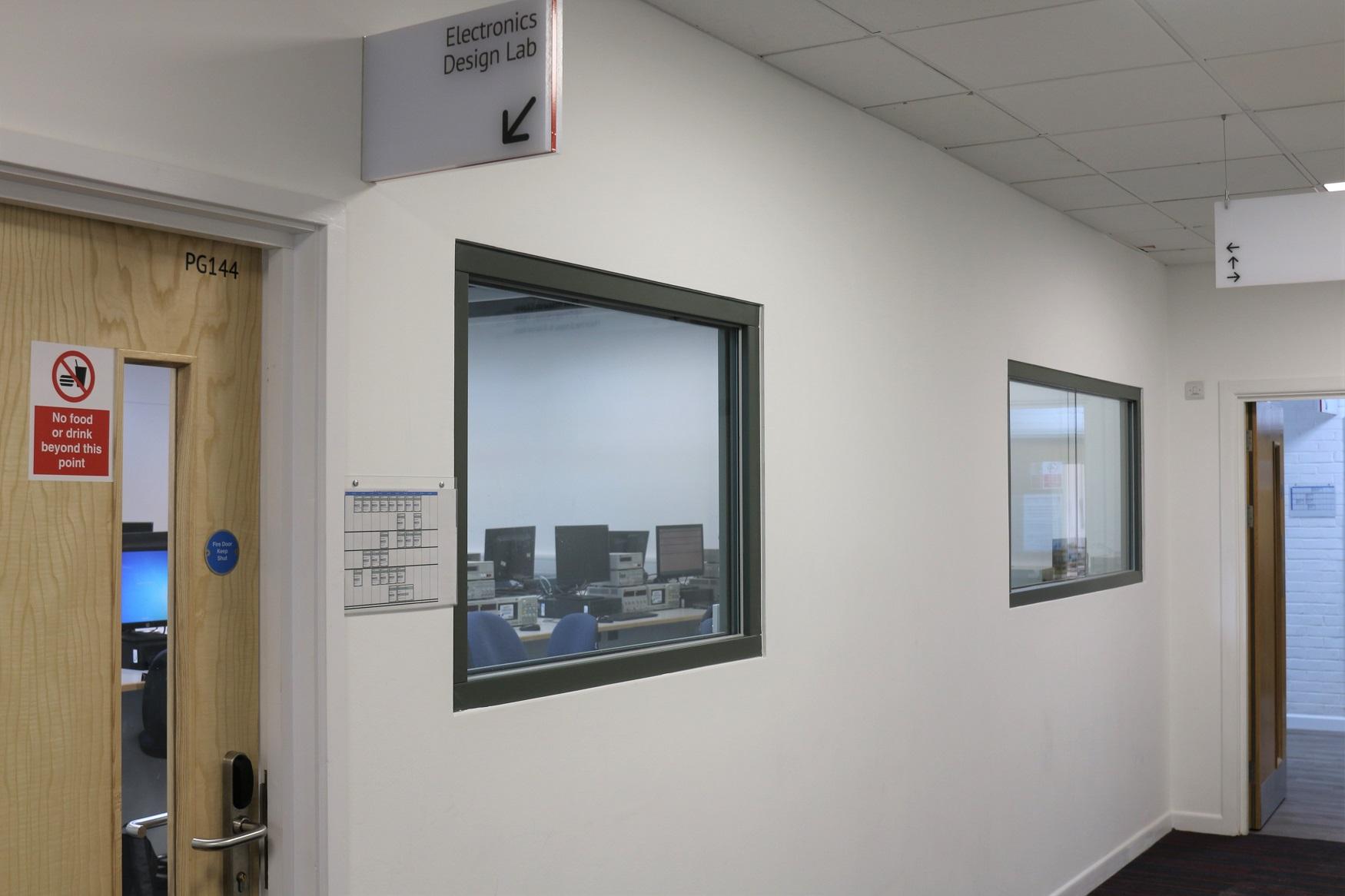 Bournemouth University Electronics Design Lab