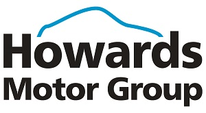 Updating Howard's car showrooms for Corporate Identity changes