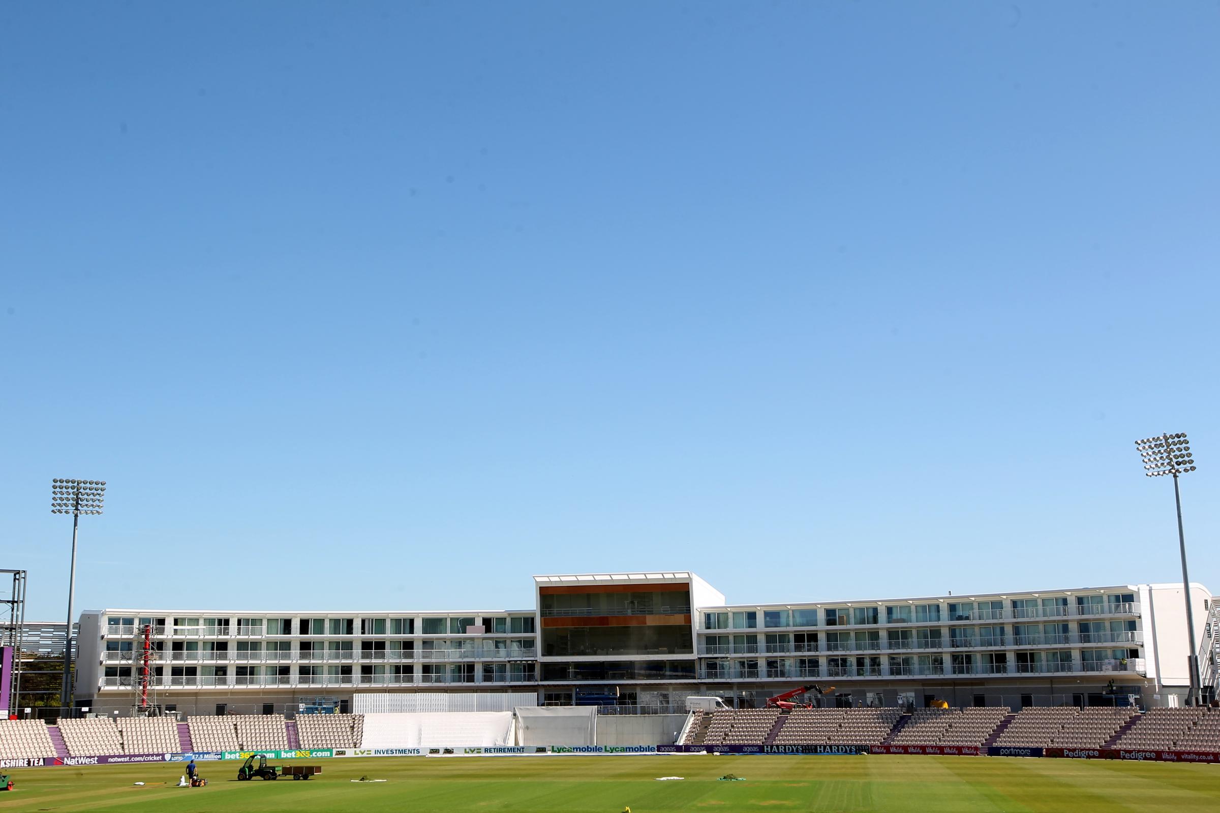 Hilton Ageas Bowl cricket ground