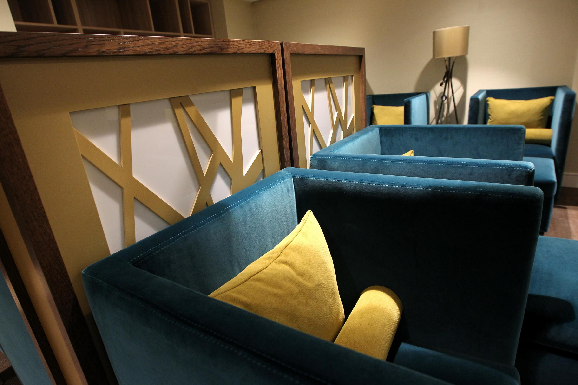 Careful design for luxury hotel