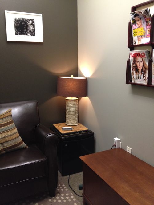 workplace trend wellness room from utility closet