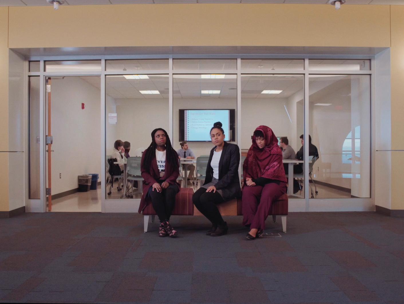 Undefined: A Muslim American Musical (2017)
