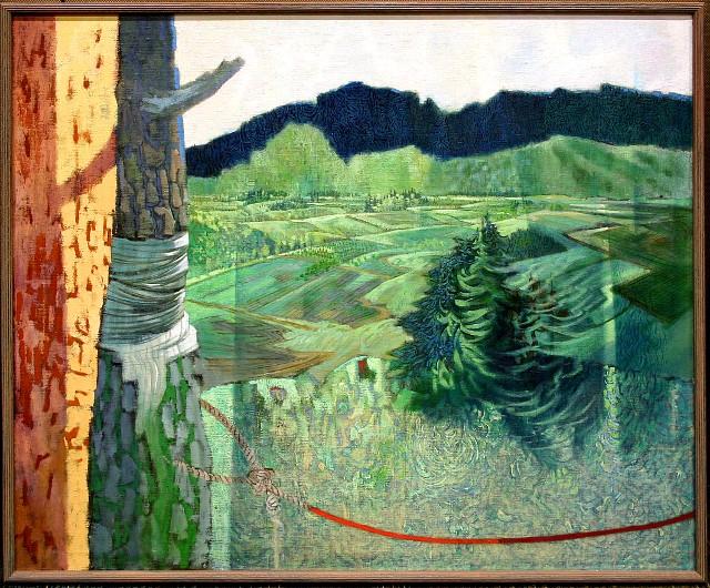 Carl Hall - Oregon Landscape