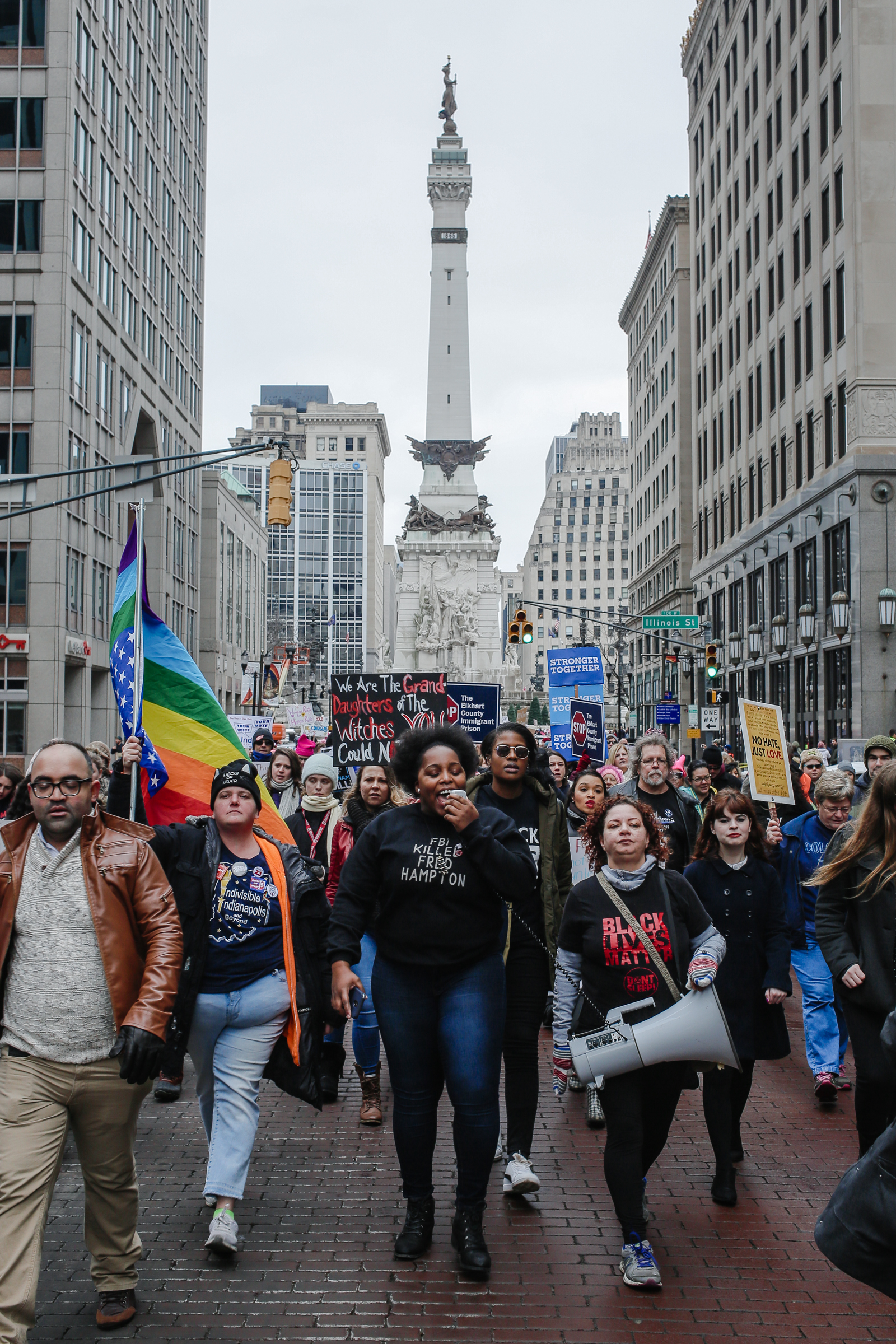 Indianapolis Women's March 2018