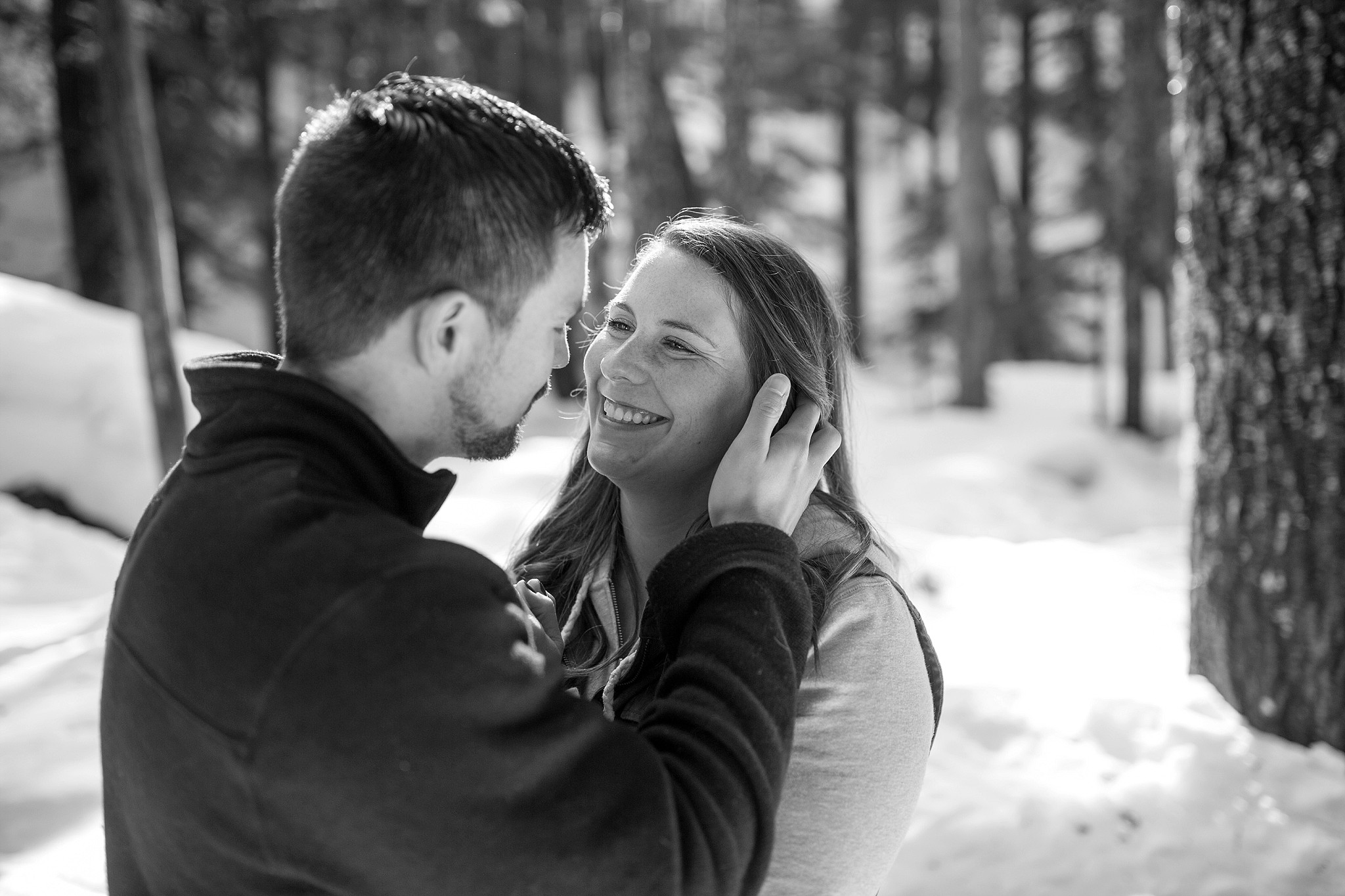 Mt. Hood Engagement Photos