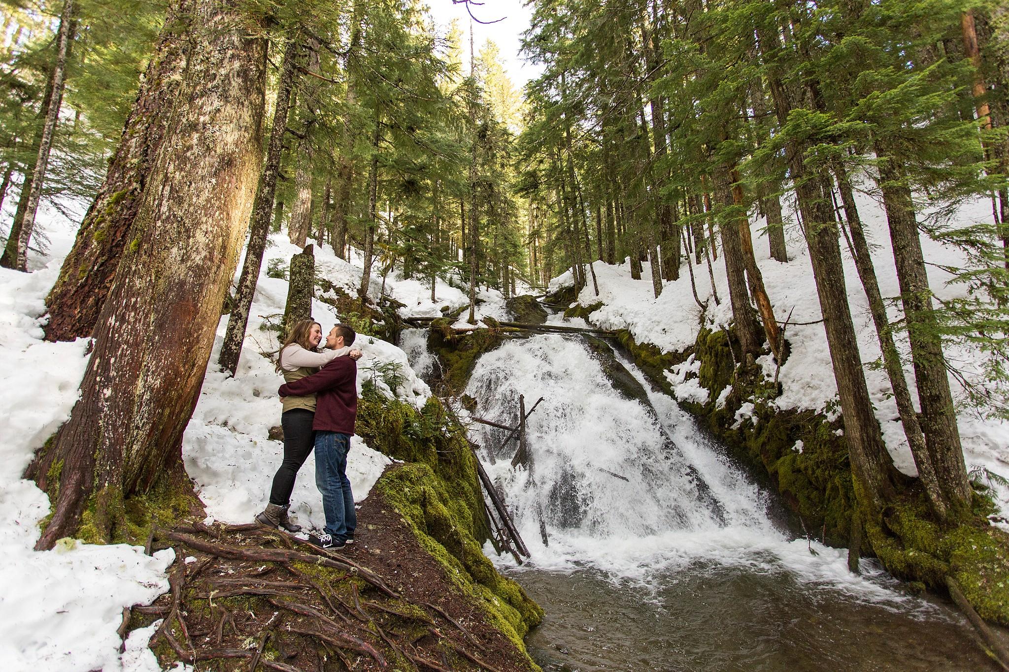 Mt. Hood Wedding Photographer