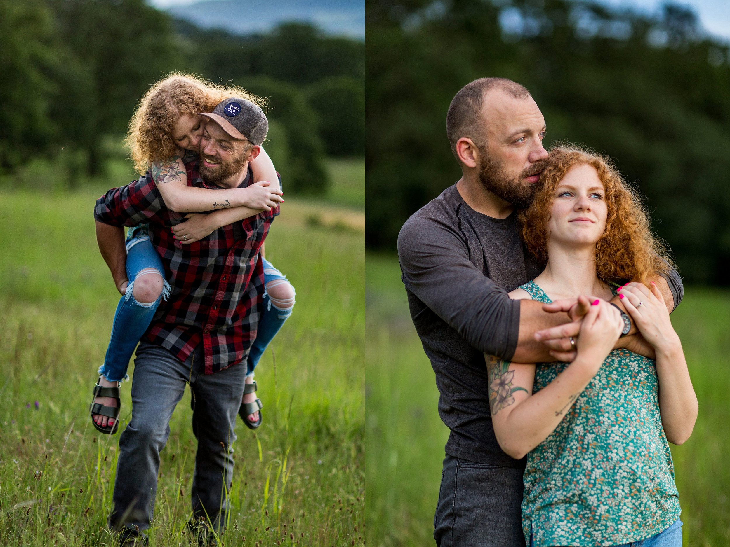 Salem Oregon Engagement Photographer