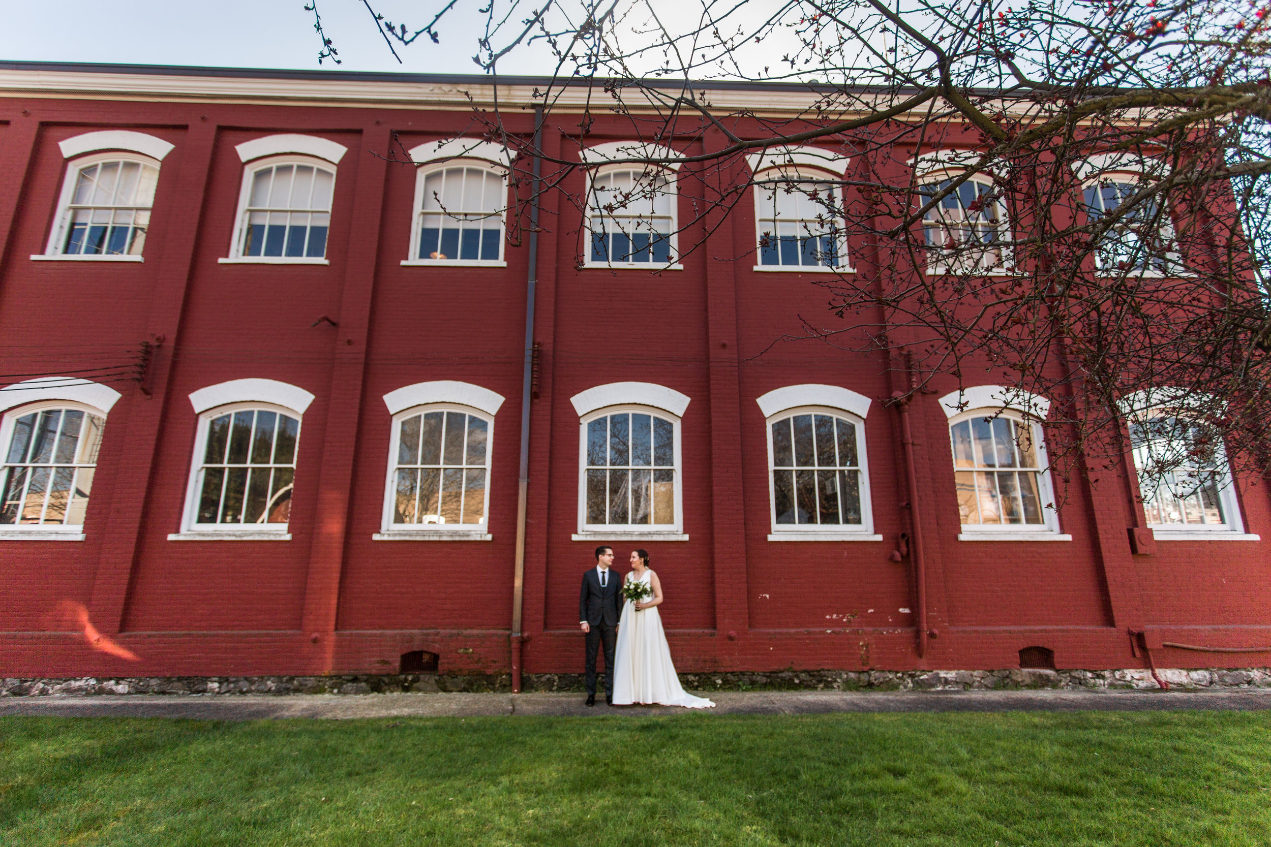 Willamette Heritage Center Wedding Photos