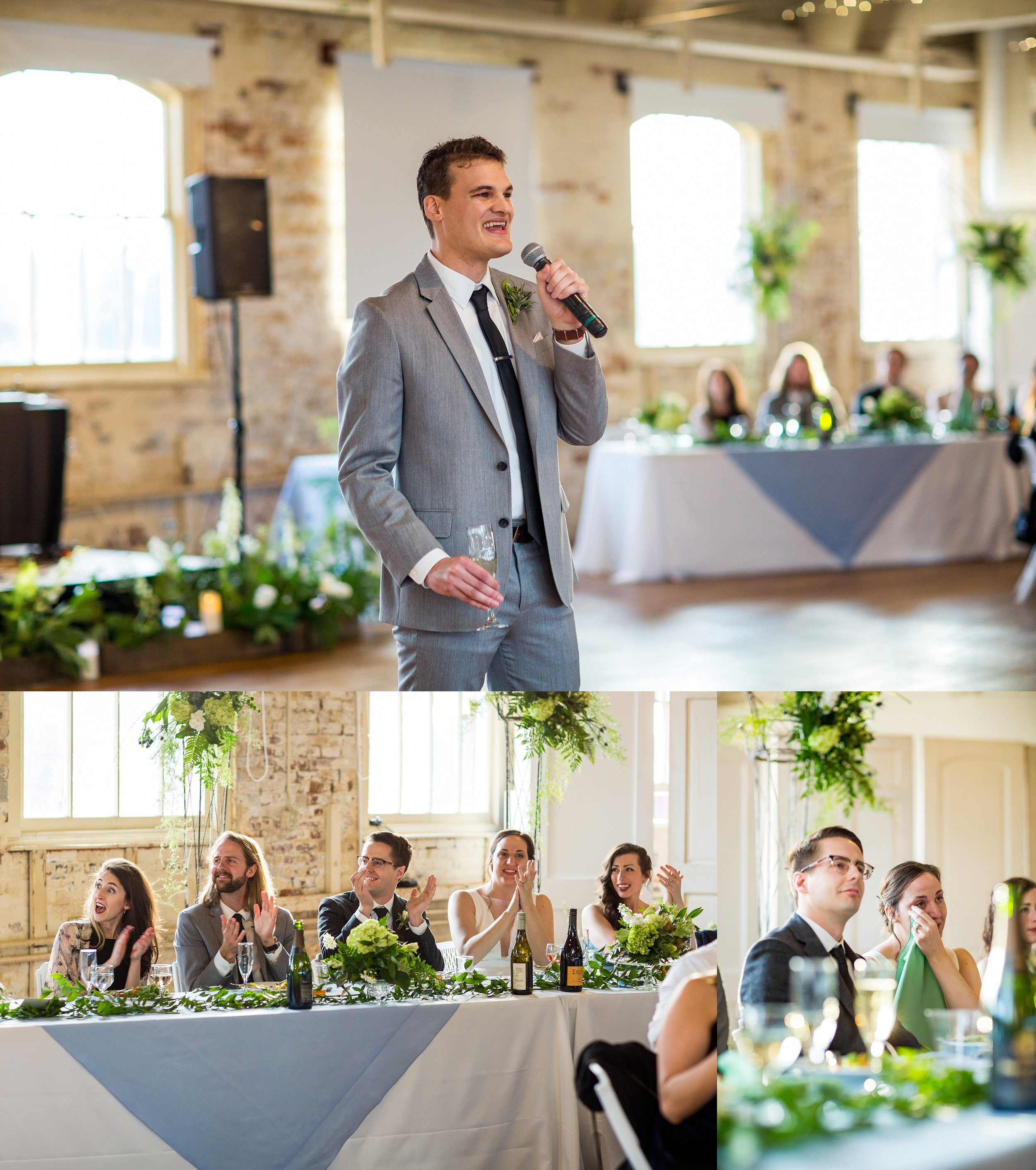 Salem Oregon Wedding Reception Photographer