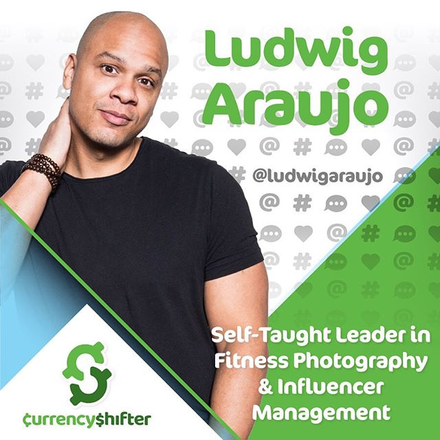 "You know what day it is!! @ludwigaraujo is our next #currencyshifter (link in bio)""never forget where you come from"" a beautiful story about what happens when you're exposed to the right people. 🙌🏾🍾 #socialcurrency  Link in bio listen and learn 🤓. . . 🍾Season 2 Sponsor @puntospace 🍾 🍾Theme Music by @terinthompsonofficial 🍾 🍾Host @corporate2casual"
