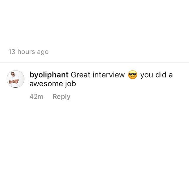 We love feedback🎈🙌🏾🍾 thank you @byoliphant for the feedback. Rate us and leave comments on #iTunes #applepodcast #googleplay or continue to slide in our dm🥰 . 🍾Season 2 Sponsor @puntospace 🍾 🍾Theme Music by @terinthompsonofficial 🍾 🍾Host @corporate2casual