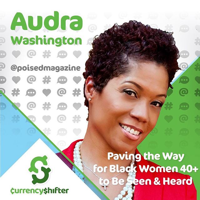 @audrawashington @poisedmagazine episode 3, Season 2🤗 learn from a music industry titan the complexity of being a woman in the industry and how she uses #socialcurrency to shine a light women over 40🙌🏾💰link in bio.#tbtuesday . . 🍾Season 2 Sponsor @puntospace 🍾 🍾Theme Music by @terinthompsonofficial 🍾 🍾Host @corporate2casual