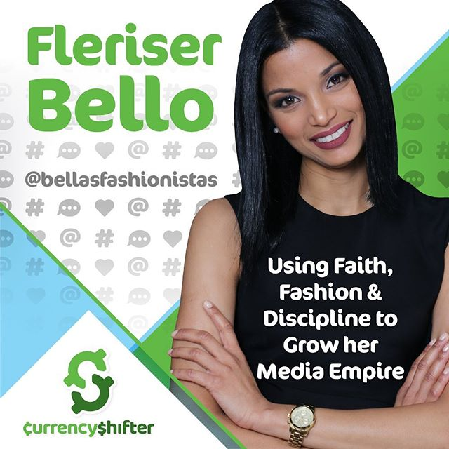 @bellasfashionistas @fleriserbello episode 5, Season 2 🤗 learn about staying true to your faith and  trusting yourself! Amazing story and use of #socialcurrency 🙌🏾 link in bio . #tbtuesdays . . . 🍾Season 2 Sponsor @puntospace 🍾 🍾Theme Music by @terinthompsonofficial 🍾 🍾Host @corporate2casual