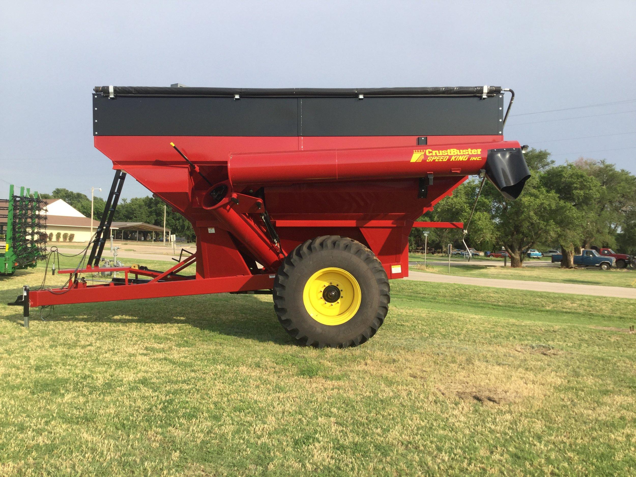 CrustBuster Grain Cart - Call for Price