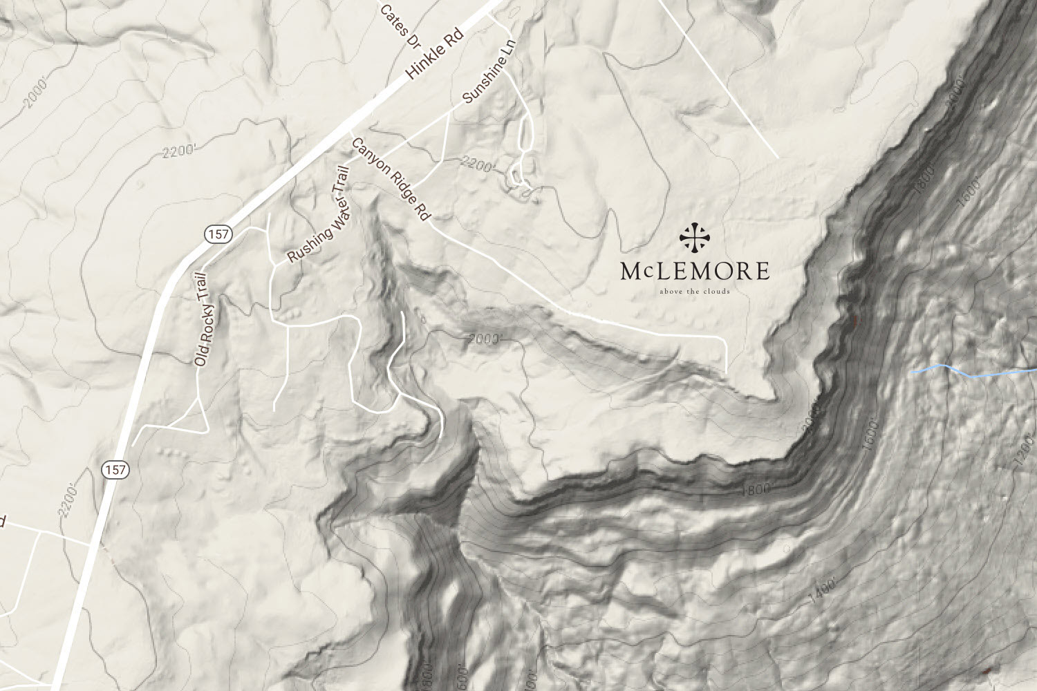 Click the map and discover the world of McLemore.
