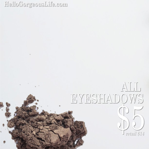 Eyeshadow sale! ⠀⠀⠀⠀⠀⠀⠀⠀⠀ ⠀⠀⠀⠀⠀⠀⠀⠀⠀ All of our eyeshadows are $5 right now (normally $14). ⠀⠀⠀⠀⠀⠀⠀⠀⠀ ⠀⠀⠀⠀⠀⠀⠀⠀⠀ We have limited stock on all of our eyeshadows so make sure to go grab yours now! #naturalmakeup #makeup #makeuplooks #makeuplife #wakeupandmakeup #selflove #confidence #removethetoxins #naturaloptions #loveyourself #CleanBeauty #ownyourbeauty #crueltyfree #toxinfreemakeup #cleanmakeup #naturalbeauty #cleanupyourroutine #quickmakeup #nontoxicbeauty #smallbusiness #makeamovement #supportsmallbusiness #womenbusinessowners #mentalhealthcareawareness #blowoutsale #eyeshadow #actfast #sale