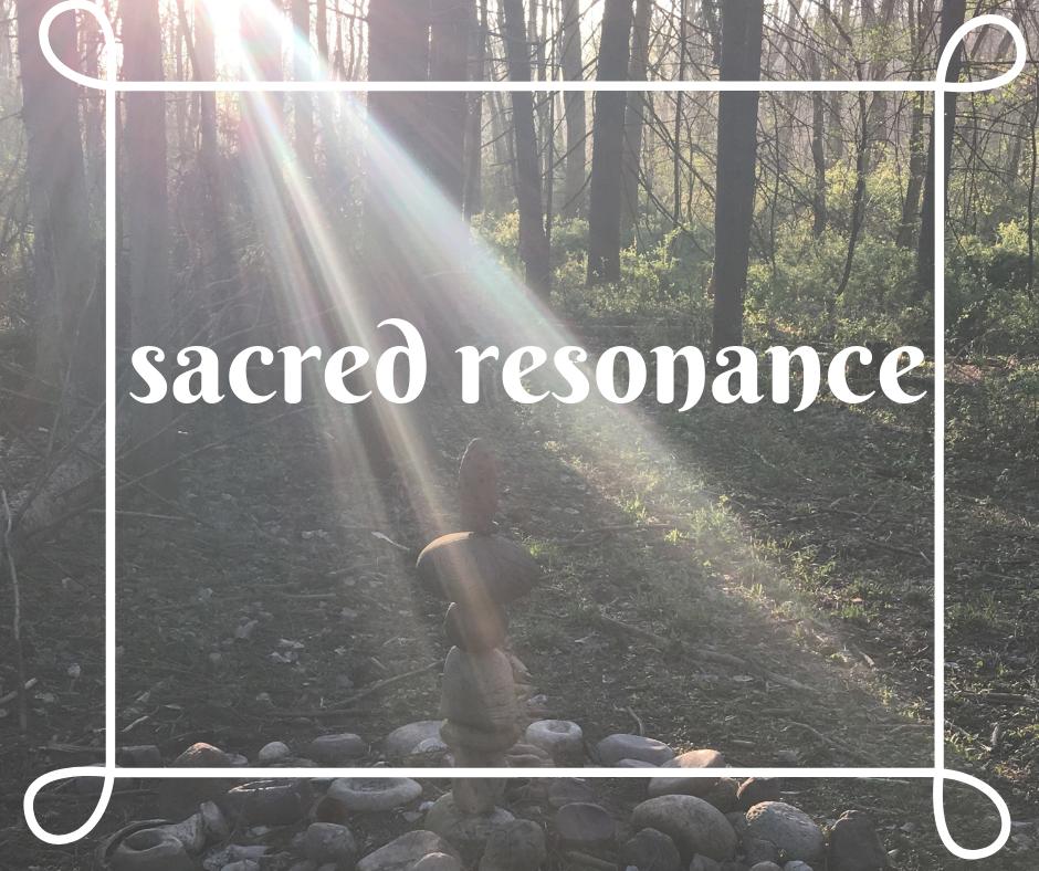 Sacred Resonance - Movement, Meditation and Sound Gatherings