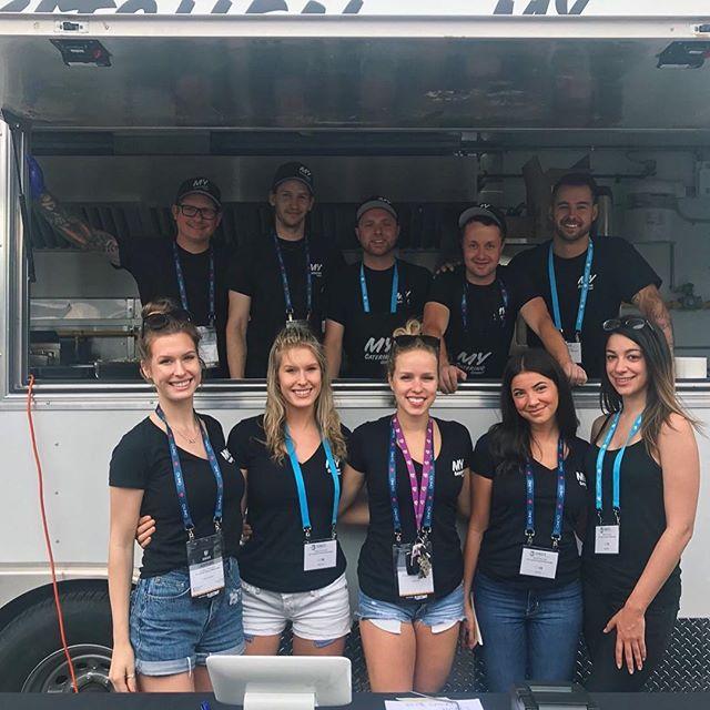 Day two at CANSEC with this amazing team 👊🏼 #mcgevents #ottawa #ottcity #ottawaevents #ottawatourism #ottawawedding #ottawaweddings #ottawacatering #ottawa #ottawafood #ottawarestos #mycateringgroup #myottawa #ottcity