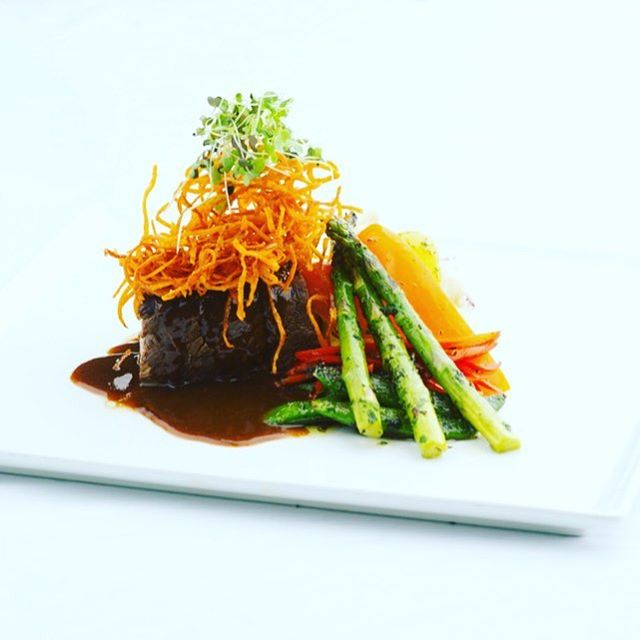 Here is a nice shot of out braised short rib😋🤤 a popular dish at many weddings of ours😊 #ottawawedding #ottawaweddings #ottfood #ottawaeventplanner #ottawaevents