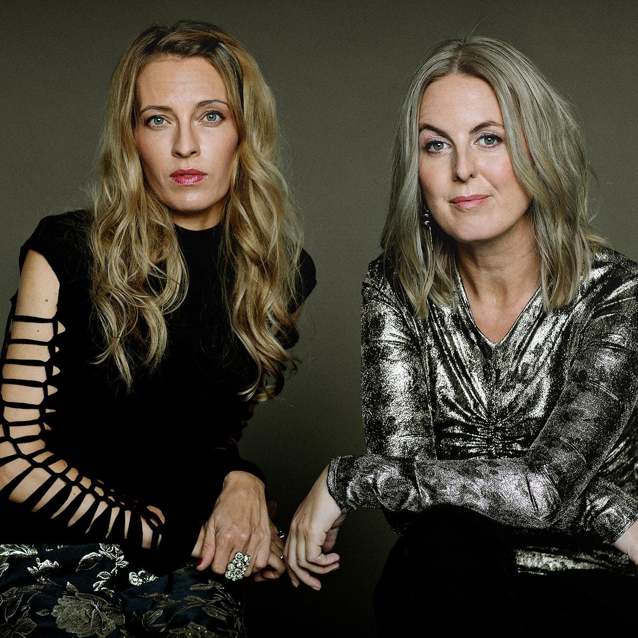 Sarah Engell & Sanne Munk Jensen