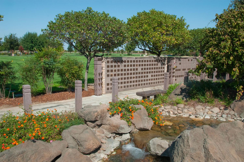 Cascade Garden