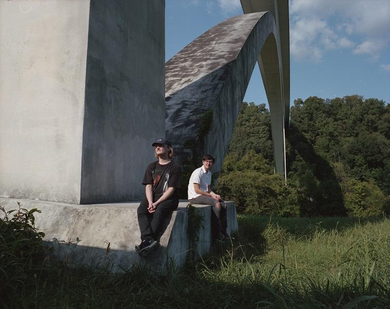 Denis Sager & Ben Littlejohn of Bent Denim; photographed by Benjamin Davis.