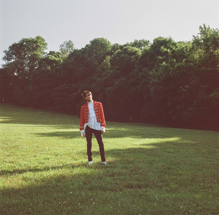 Hanging around the Nashville hills with Adam Moult; photographed by Sam Saideman.