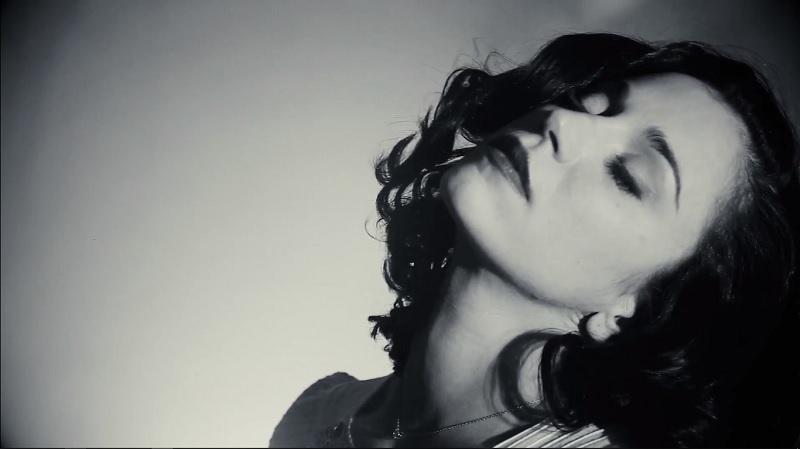 "Image still from Spritzer's ""Jean & Helene"" video; courtesy of Bill Dvorak & Micah Weisberg"