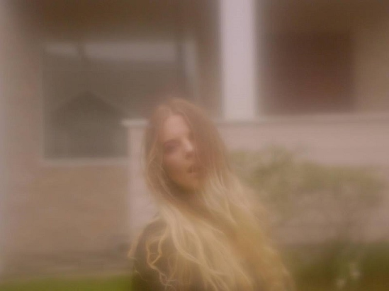 "Video still from Cat Hoch's ""Say U Love Me"" visual; courtesy of Evan James Atwood"