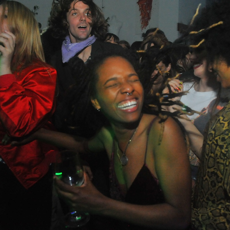 Energy and inspiration unleashed at The Bad Seed in Oakland; photographed by Denis Perez.