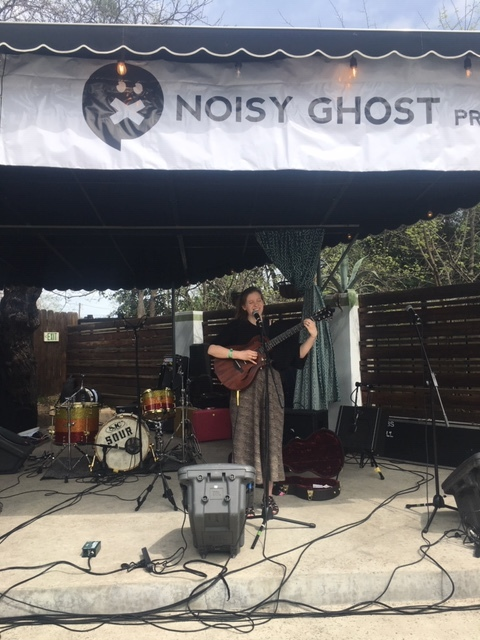 Red Steppes live at the Noisy Ghost PR / Graveface Records showcase
