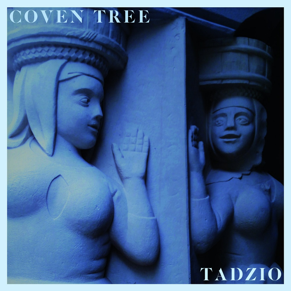 Cover art for the Coven Tree/Tadzio split.