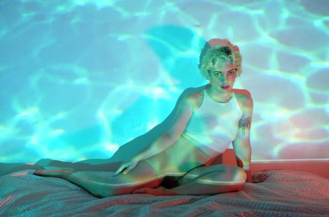 Bajo el mar con Agua Viva; press photo.