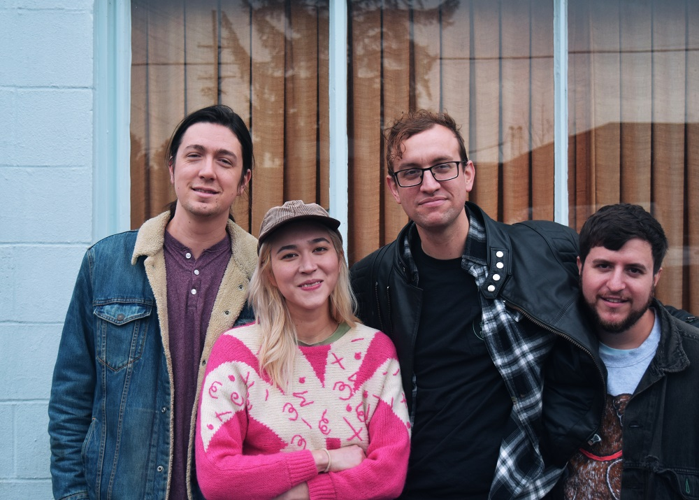 Introducing Portland's own Neilson Family; press photo courtesy of the band.