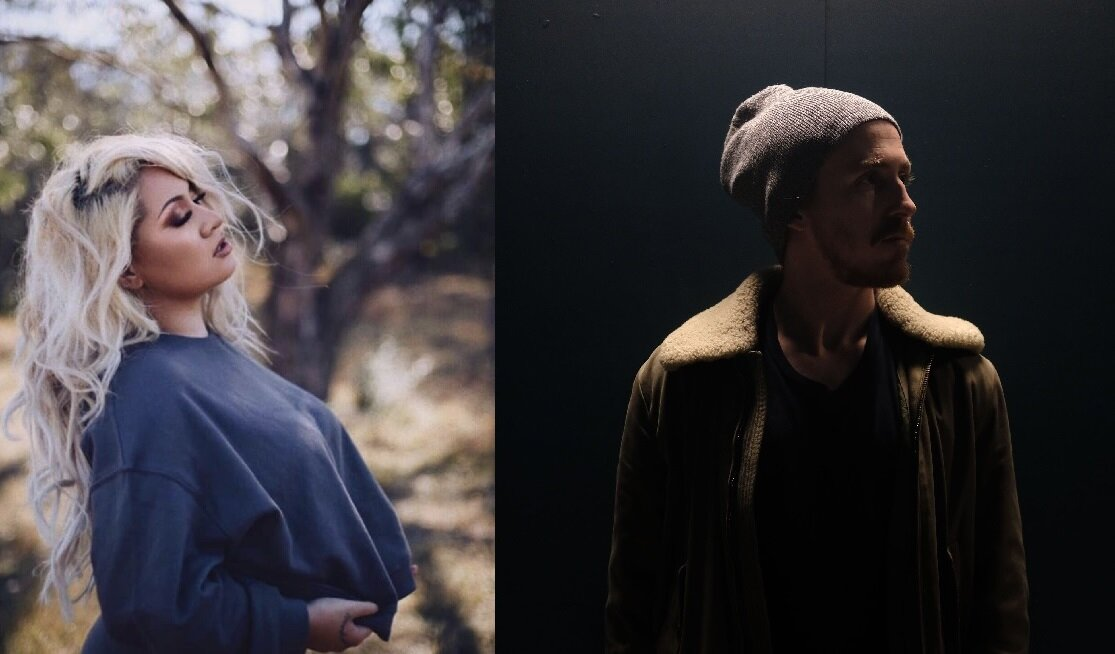 From left, Bea Moon and Calan Mai; press photos courtesy of the artists.
