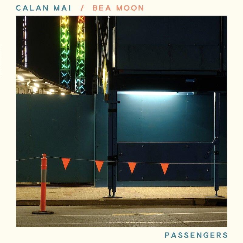 "Cover art for the ""Passengers"" single."