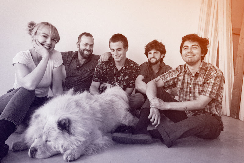 Warm moments, fuzzy dogs, togetherness and Guerilla Toss; photographed by Vanessa Castro.