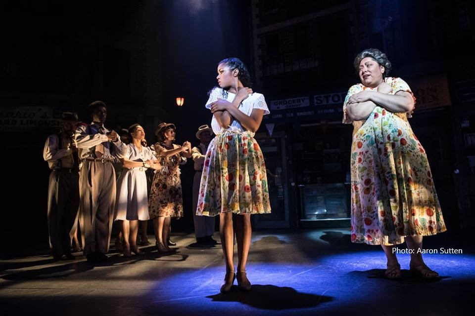 Paciencia y Fe  with Savannah George and cast from  In the Heights  (Virginia Repertory Theatre 2017)