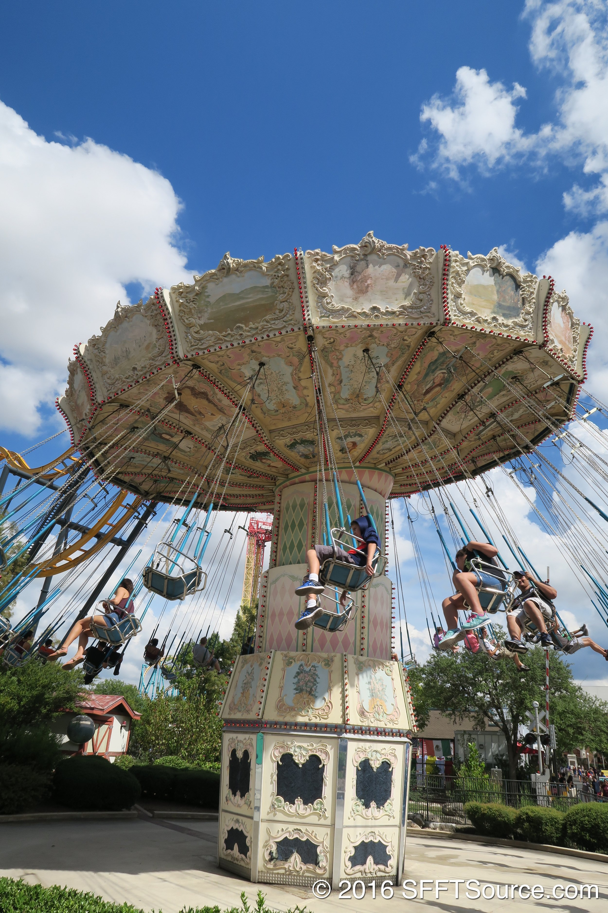 The ride is located in Spassburg.