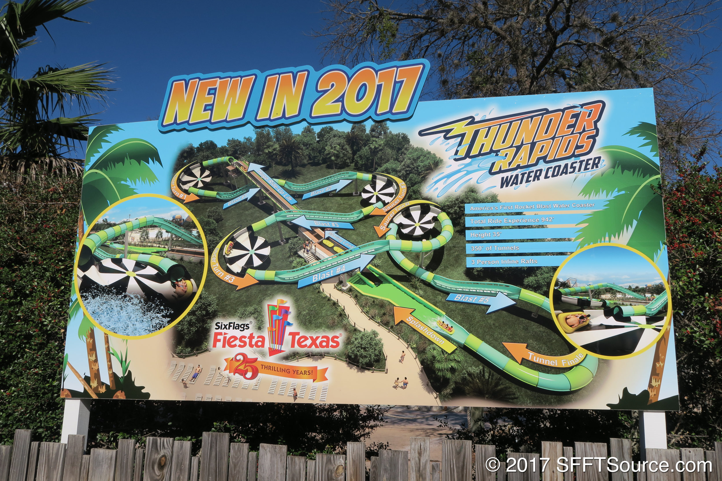 "Thunder Rapids ""Coming Soon"" Poster"