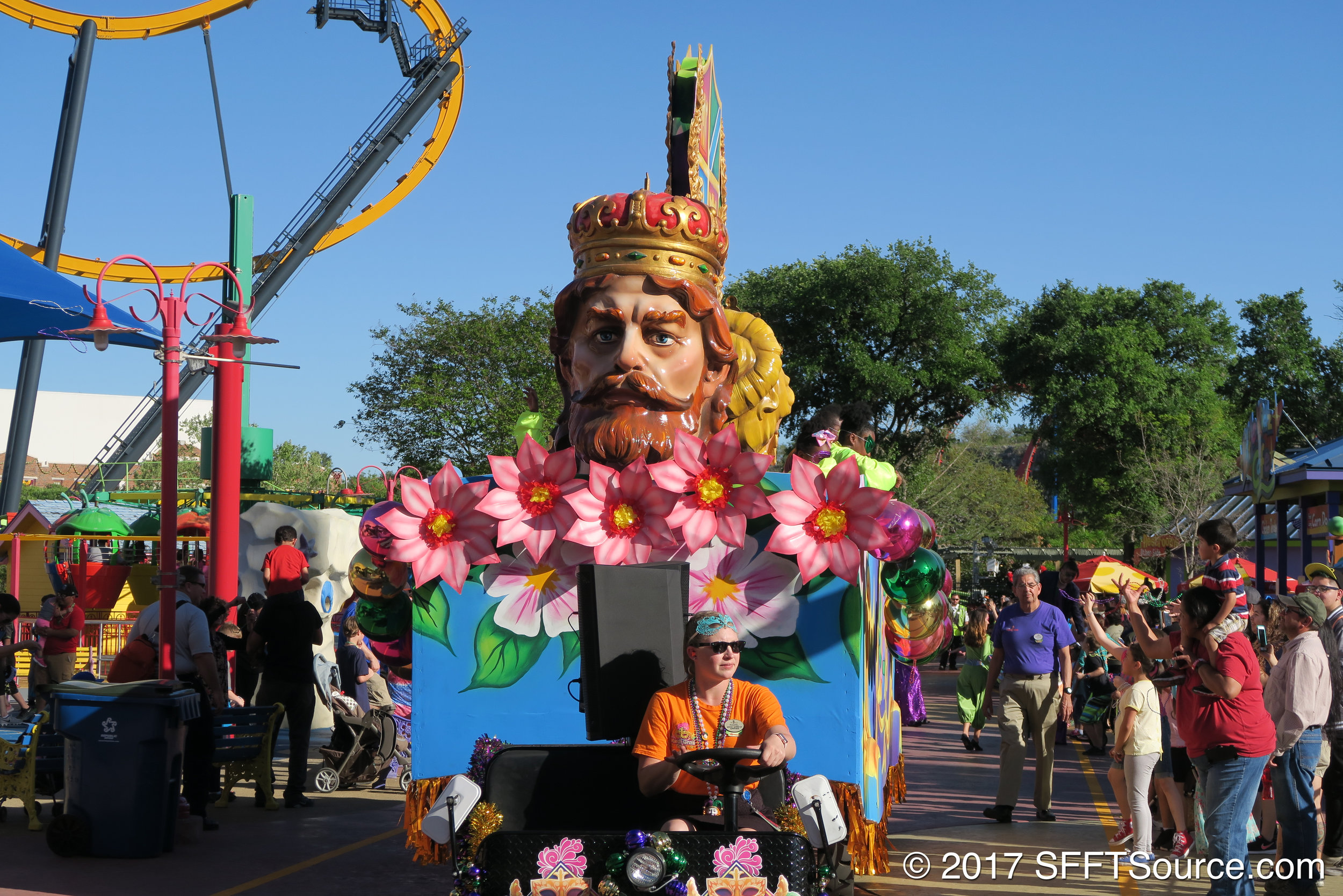 A look at the Mardi Gras Parade in 2017.