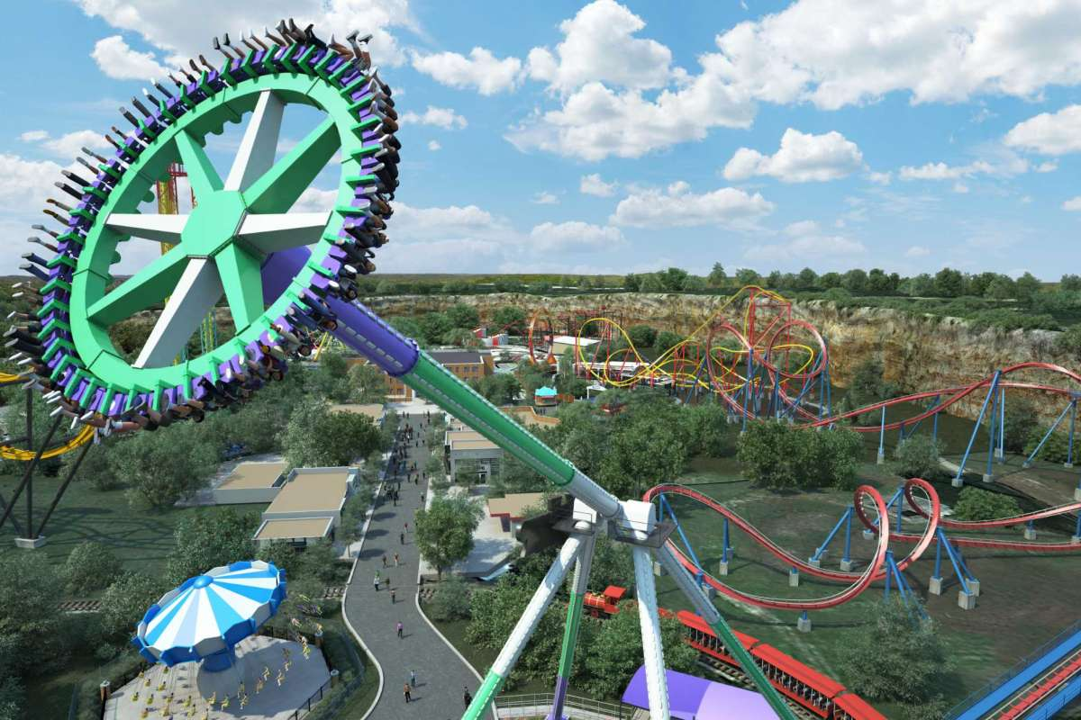 The Joker Wild Card    is a brand new attraction coming to DC Universe in 2019.