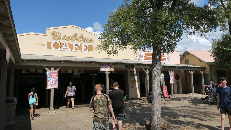 Bubba's River Cafe