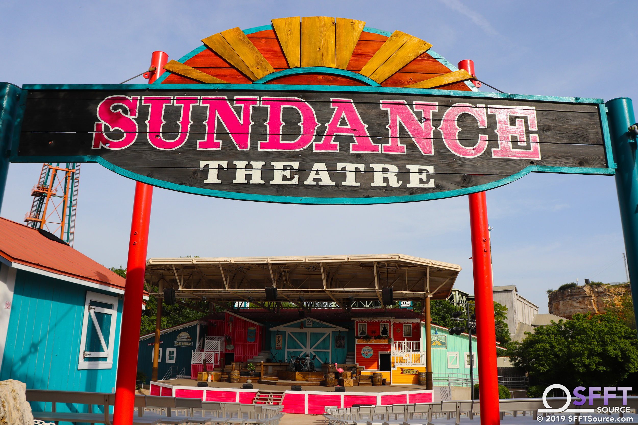 Sundance Theatre received a major refresh in 2019.