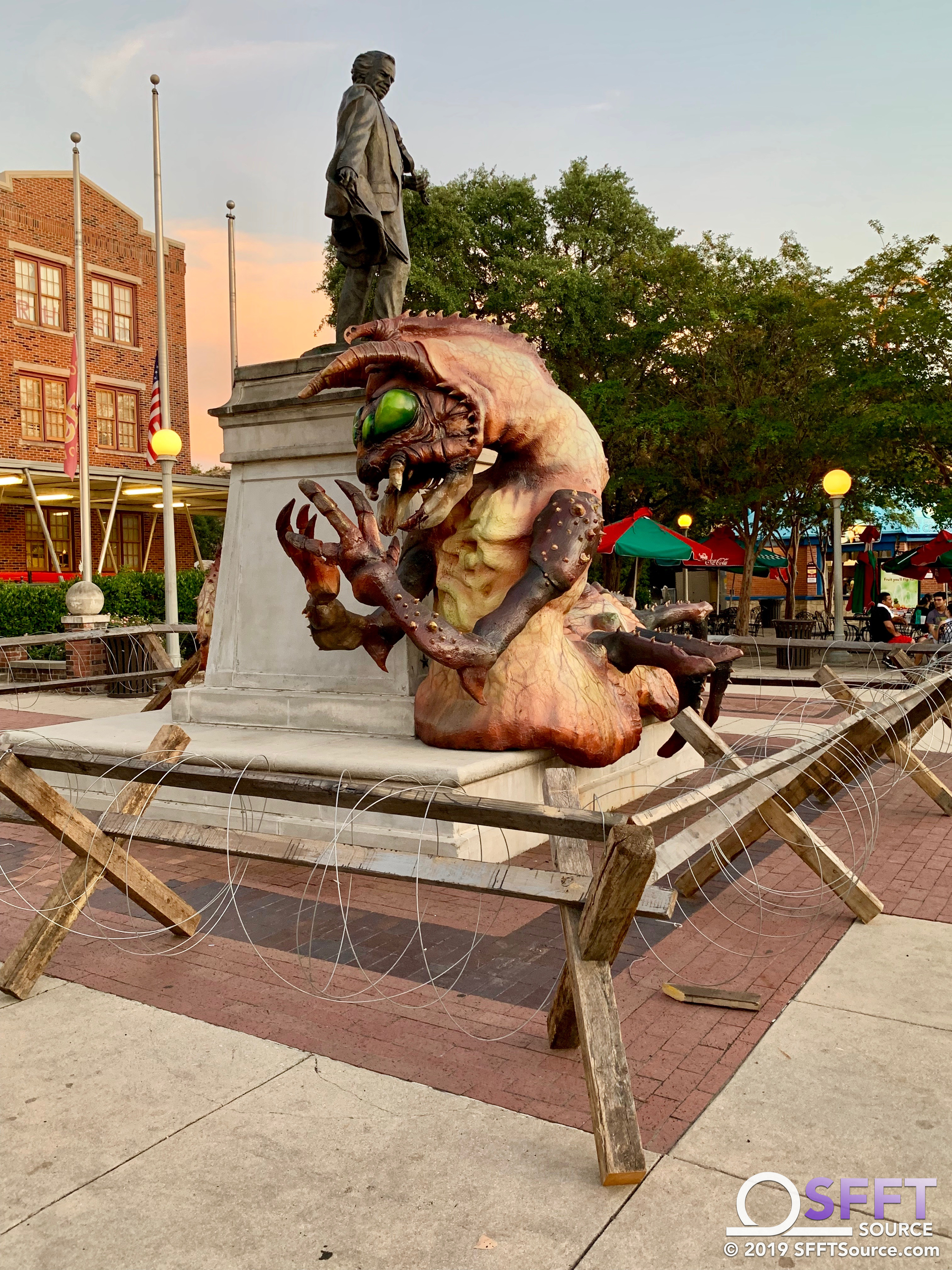 Infected is an all-new scare zone coming to Rockville.