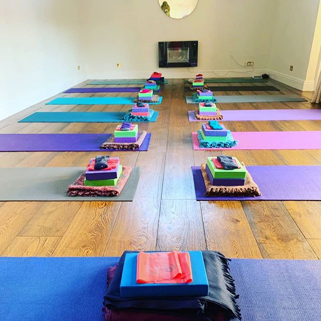 Ready for assesment Day! Pregnancy Yoga Teacher training